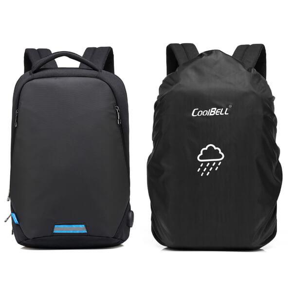 cubierta impermeable mochila cool bell